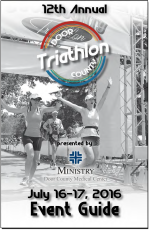 2016 DCT Event Guide Cover Page
